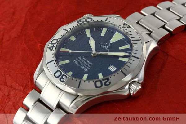 Used luxury watch Omega Seamaster steel automatic Kal. 1120 Ref. 25318000  | 150103 01