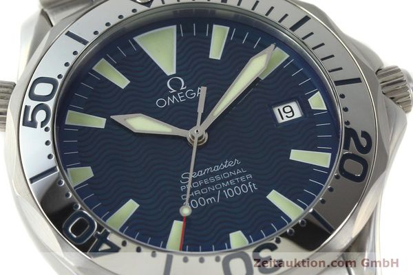 Used luxury watch Omega Seamaster steel automatic Kal. 1120 Ref. 25318000  | 150103 02