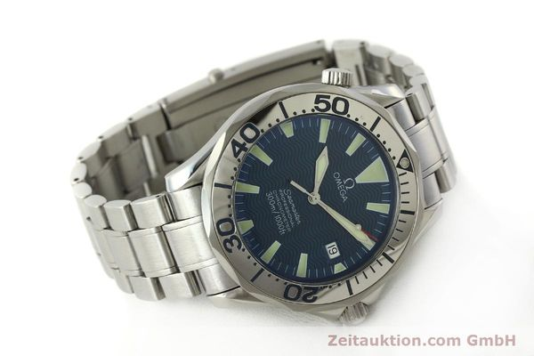 Used luxury watch Omega Seamaster steel automatic Kal. 1120 Ref. 25318000  | 150103 03