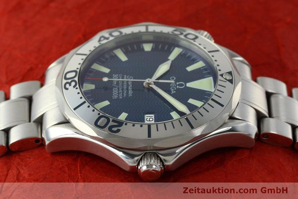 Used luxury watch Omega Seamaster steel automatic Kal. 1120 Ref. 25318000  | 150103 05