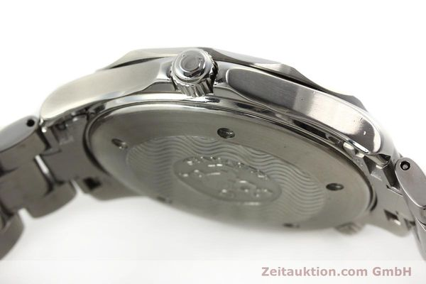 Used luxury watch Omega Seamaster steel automatic Kal. 1120 Ref. 25318000  | 150103 12