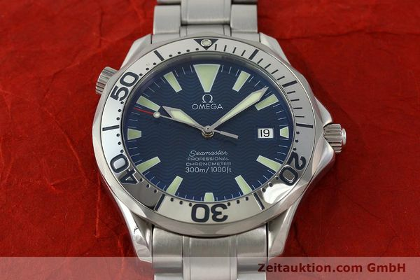Used luxury watch Omega Seamaster steel automatic Kal. 1120 Ref. 25318000  | 150103 18