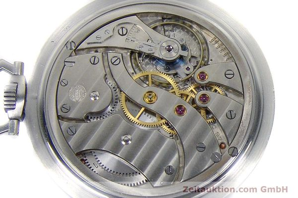 Used luxury watch IWC Taschenuhr steel manual winding Kal. 97 VINTAGE  | 150106 11