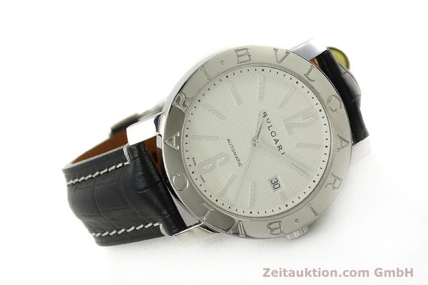 Used luxury watch Bvlgari Bvlgari steel automatic Kal. 220 TEEG Ref. BB42SLAUTO  | 150111 03