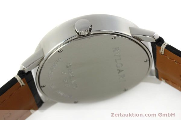 Used luxury watch Bvlgari Bvlgari steel automatic Kal. 220 TEEG Ref. BB42SLAUTO  | 150111 08