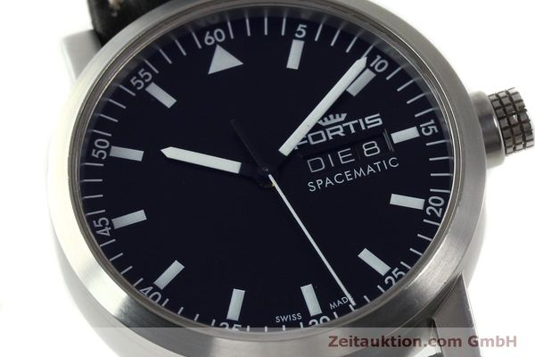 Used luxury watch Fortis Spacematic steel automatic Kal. ETA 2836-2 Ref. 623.22.158  | 150114 02
