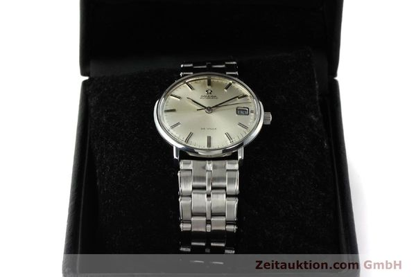 Used luxury watch Omega De Ville steel automatic Kal. 565 Ref. 166.033 VINTAGE  | 150115 07