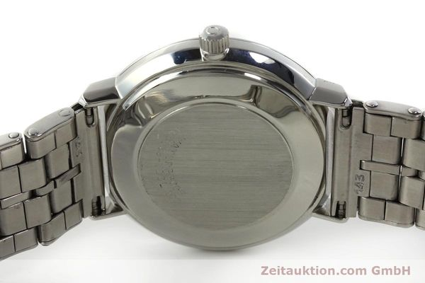 Used luxury watch Omega De Ville steel automatic Kal. 565 Ref. 166.033 VINTAGE  | 150115 08