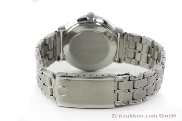 Used luxury watch Omega De Ville steel automatic Kal. 565 Ref. 166.033 VINTAGE  | 150115 12
