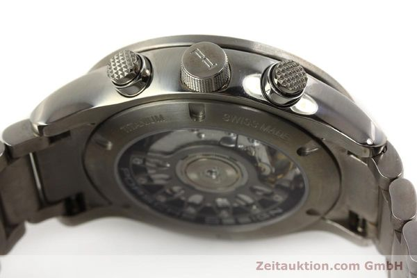 Used luxury watch Porsche Design Dashbord chronograph titanium automatic Kal. ETA 2892-2 Ref. 6612.11/3  | 150119 11