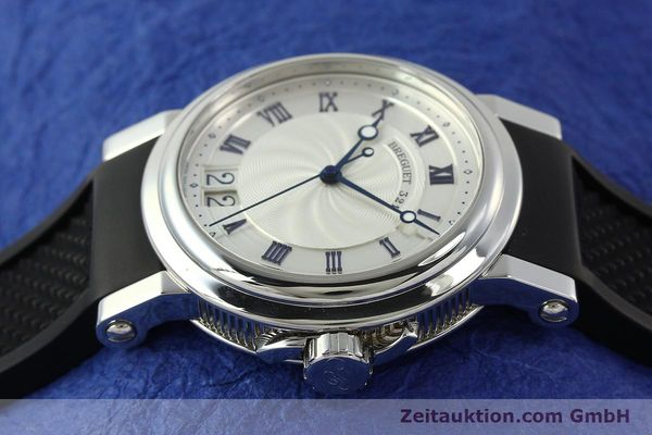 Used luxury watch Breguet Marine steel automatic Kal. 517GG Ref. 5817  | 150122 05