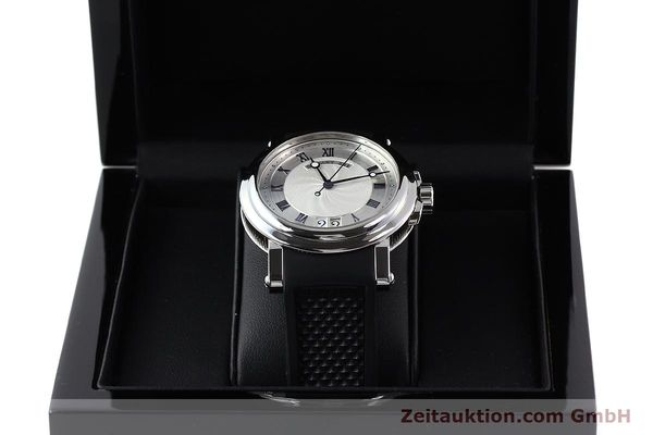 Used luxury watch Breguet Marine steel automatic Kal. 517GG Ref. 5817  | 150122 07