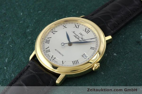 Used luxury watch IWC Portofino 18 ct gold automatic Kal. 889/1 Ref. 3209  | 150130 01