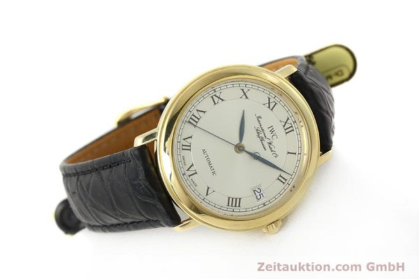 Used luxury watch IWC Portofino 18 ct gold automatic Kal. 889/1 Ref. 3209  | 150130 03