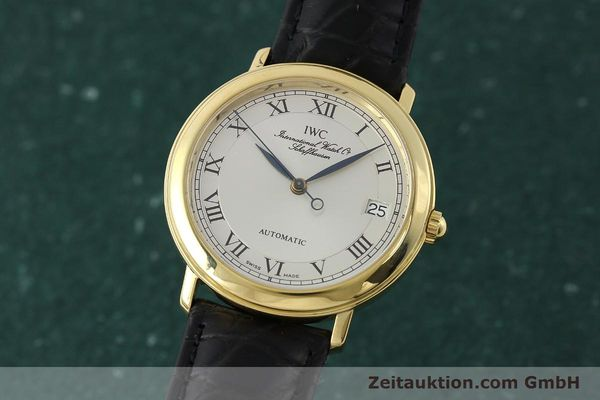 Used luxury watch IWC Portofino 18 ct gold automatic Kal. 889/1 Ref. 3209  | 150130 04