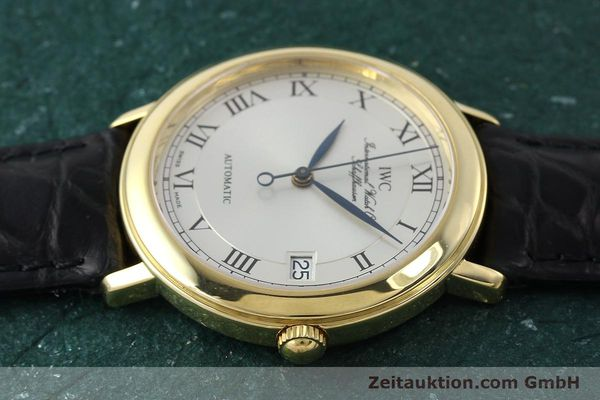 Used luxury watch IWC Portofino 18 ct gold automatic Kal. 889/1 Ref. 3209  | 150130 05