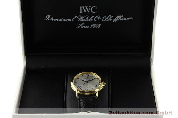 Used luxury watch IWC Portofino 18 ct gold automatic Kal. 889/1 Ref. 3209  | 150130 07