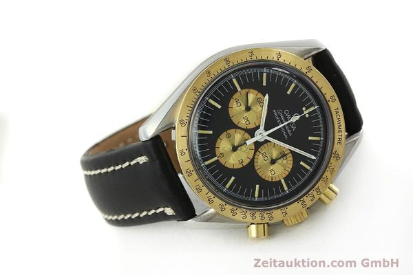 Used luxury watch Omega Speedmaster chronograph steel / gold manual winding Kal. 861 Ref. ST145022 LIMITED EDITION | 150136 03