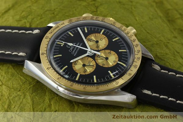 Used luxury watch Omega Speedmaster chronograph steel / gold manual winding Kal. 861 Ref. ST145022 LIMITED EDITION | 150136 14