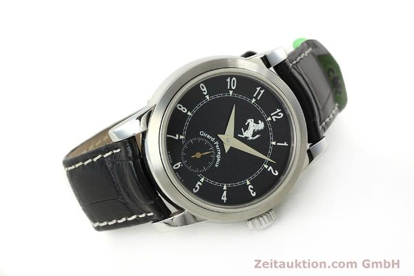 Used luxury watch Girard Perregaux Ferrari steel automatic Kal. 2201-060B Ref. 8030  | 150137 03