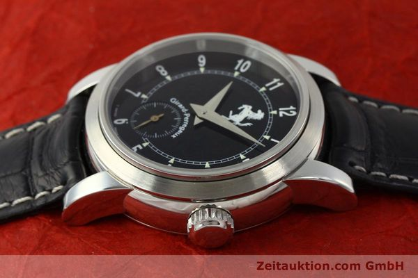 Used luxury watch Girard Perregaux Ferrari steel automatic Kal. 2201-060B Ref. 8030  | 150137 05