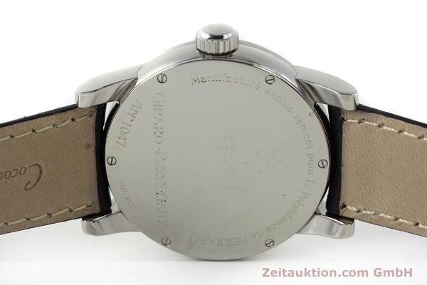 Used luxury watch Girard Perregaux Ferrari steel automatic Kal. 2201-060B Ref. 8030  | 150137 09