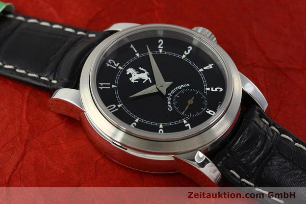 Used luxury watch Girard Perregaux Ferrari steel automatic Kal. 2201-060B Ref. 8030  | 150137 13