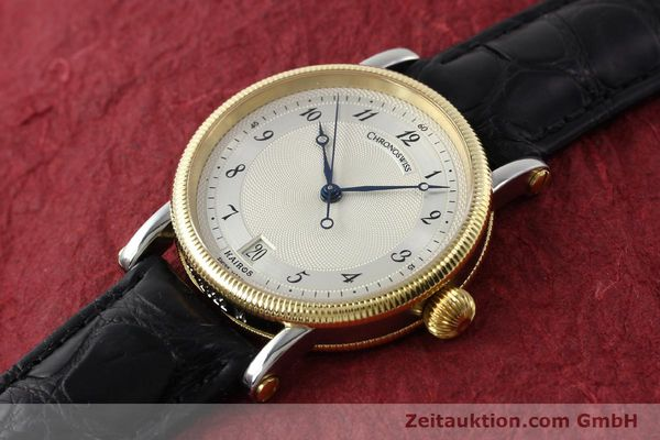 Used luxury watch Chronoswiss Kairos steel / gold automatic Kal. ETA 2892A2 Ref. CH2822M  | 150141 01