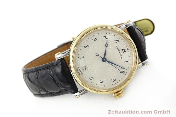 Used luxury watch Chronoswiss Kairos steel / gold automatic Kal. ETA 2892A2 Ref. CH2822M  | 150141 03