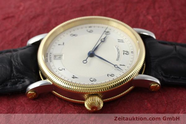 Used luxury watch Chronoswiss Kairos steel / gold automatic Kal. ETA 2892A2 Ref. CH2822M  | 150141 05