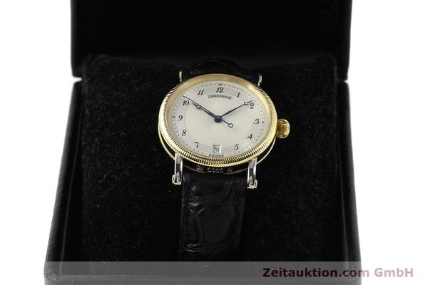 Used luxury watch Chronoswiss Kairos steel / gold automatic Kal. ETA 2892A2 Ref. CH2822M  | 150141 07