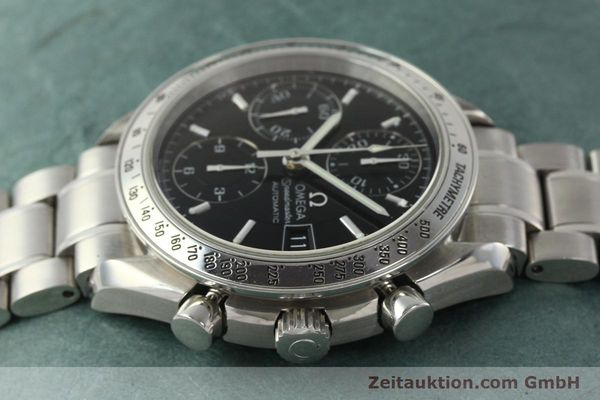 Used luxury watch Omega Speedmaster chronograph steel automatic Kal. 1152 Ref. 3513500  | 150142 05