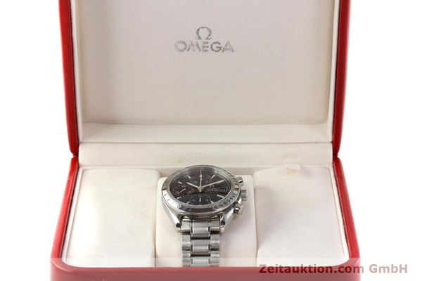 Used luxury watch Omega Speedmaster chronograph steel automatic Kal. 1152 Ref. 3513500  | 150142 07