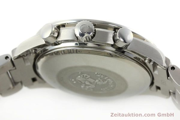 Used luxury watch Omega Speedmaster chronograph steel automatic Kal. 1152 Ref. 3513500  | 150142 12