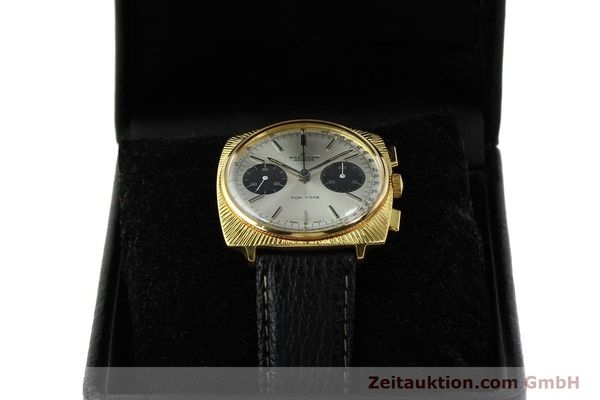 Used luxury watch Breitling Top Time chronograph gold-plated manual winding Kal. Valj. 7730 Ref. 2006 VINTAGE  | 150153 07