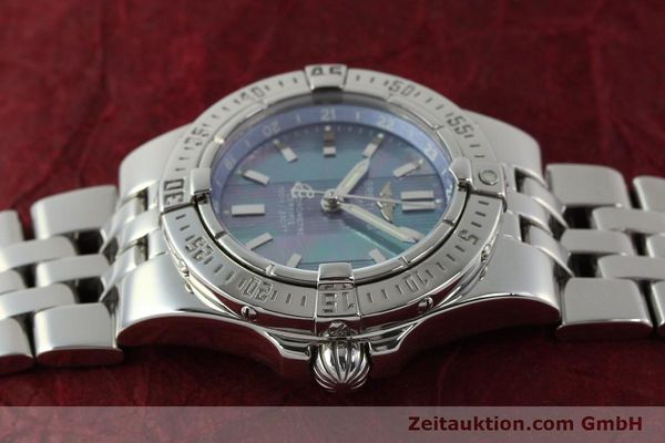 Used luxury watch Breitling Starliner steel quartz Kal. B71 ETA 956652 Ref. A71340  | 150154 05