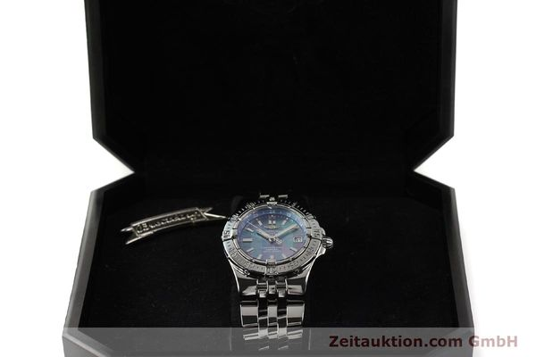 Used luxury watch Breitling Starliner steel quartz Kal. B71 ETA 956652 Ref. A71340  | 150154 07