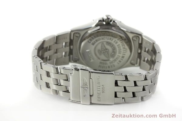 Used luxury watch Breitling Starliner steel quartz Kal. B71 ETA 956652 Ref. A71340  | 150154 10