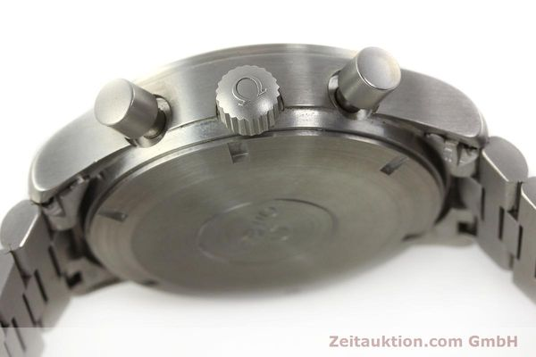 gebrauchte Luxusuhr Omega Dynamic Chronograph Stahl Automatik Kal. 1138  | 150155 11