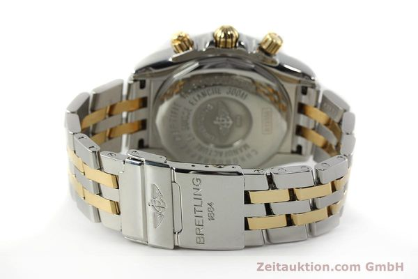 Used luxury watch Breitling Evolution chronograph steel / gold automatic Kal. B13 ETA 7750 Ref. B13356  | 150158 11