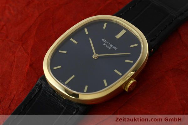 Used luxury watch Patek Philippe Ellipse 18 ct gold manual winding Kal. 23-300 Ref. 3548  | 150159 01