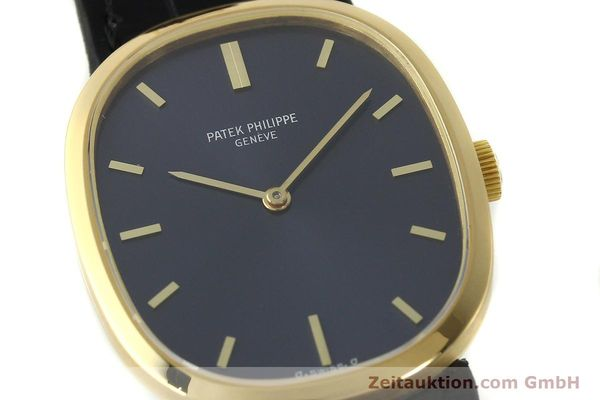 Used luxury watch Patek Philippe Ellipse 18 ct gold manual winding Kal. 23-300 Ref. 3548  | 150159 02