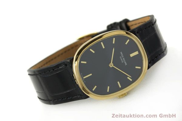 Used luxury watch Patek Philippe Ellipse 18 ct gold manual winding Kal. 23-300 Ref. 3548  | 150159 03