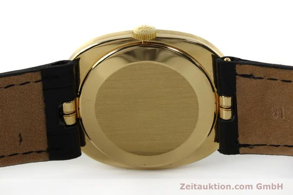 Used luxury watch Patek Philippe Ellipse 18 ct gold manual winding Kal. 23-300 Ref. 3548  | 150159 09