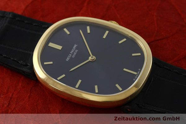 Used luxury watch Patek Philippe Ellipse 18 ct gold manual winding Kal. 23-300 Ref. 3548  | 150159 15