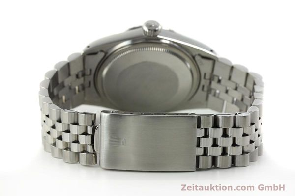 Used luxury watch Rolex Datejust steel automatic Kal. 3035 Ref. 16030  | 150160 13