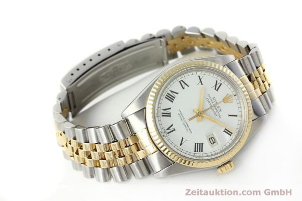 Used luxury watch Rolex Datejust steel / gold automatic Kal. 3035 Ref. 16013  | 150174 03