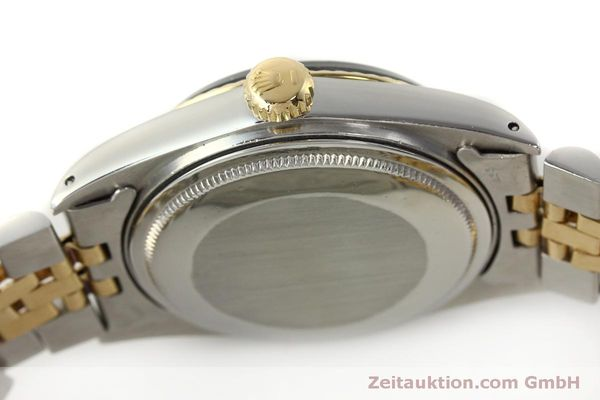 Used luxury watch Rolex Datejust steel / gold automatic Kal. 3035 Ref. 16013  | 150174 11