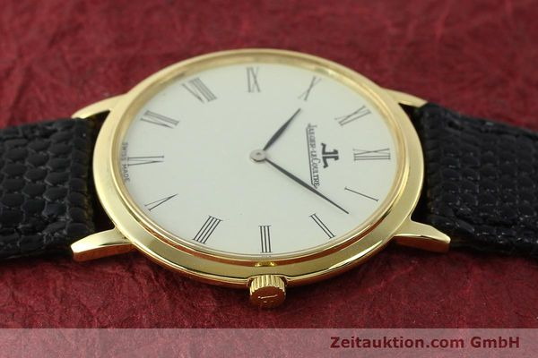 Used luxury watch Jaeger Le Coultre * 18 ct gold manual winding Kal. 839  | 150175 05