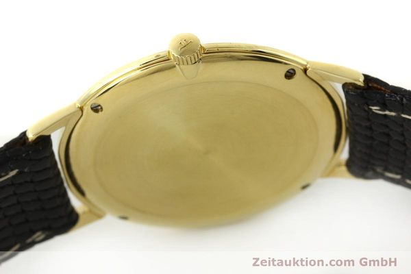 Used luxury watch Jaeger Le Coultre * 18 ct gold manual winding Kal. 839  | 150175 11